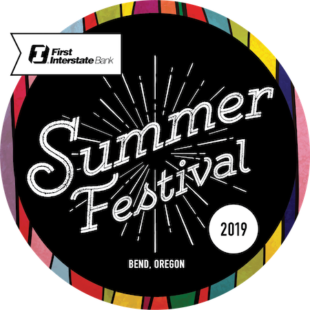 2019 Bend Summer Festival